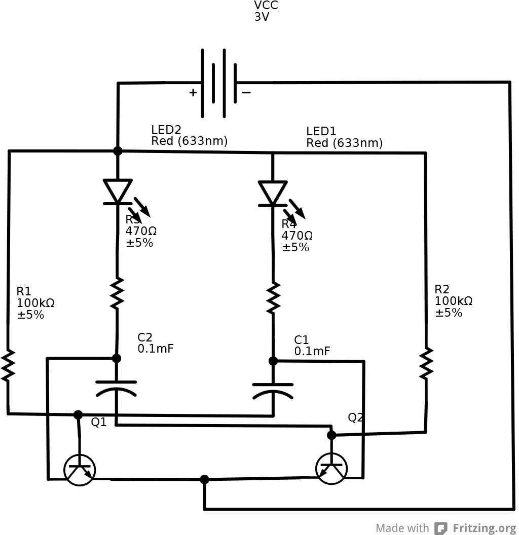 5 Watt Led Driver Circuit Diagram 1993 Nissan 240sx Wiring Simple Dc Motor Relay Elsavadorla
