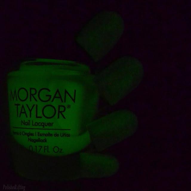 glow in the dark polish