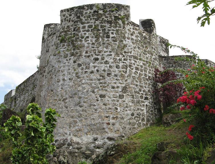Pesona Benteng Tolukko ternate