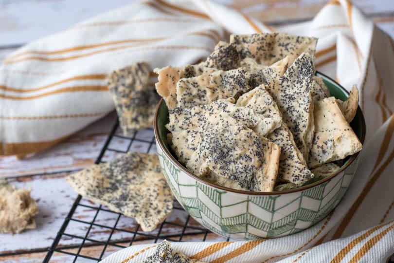 recette Crackers apéro maison