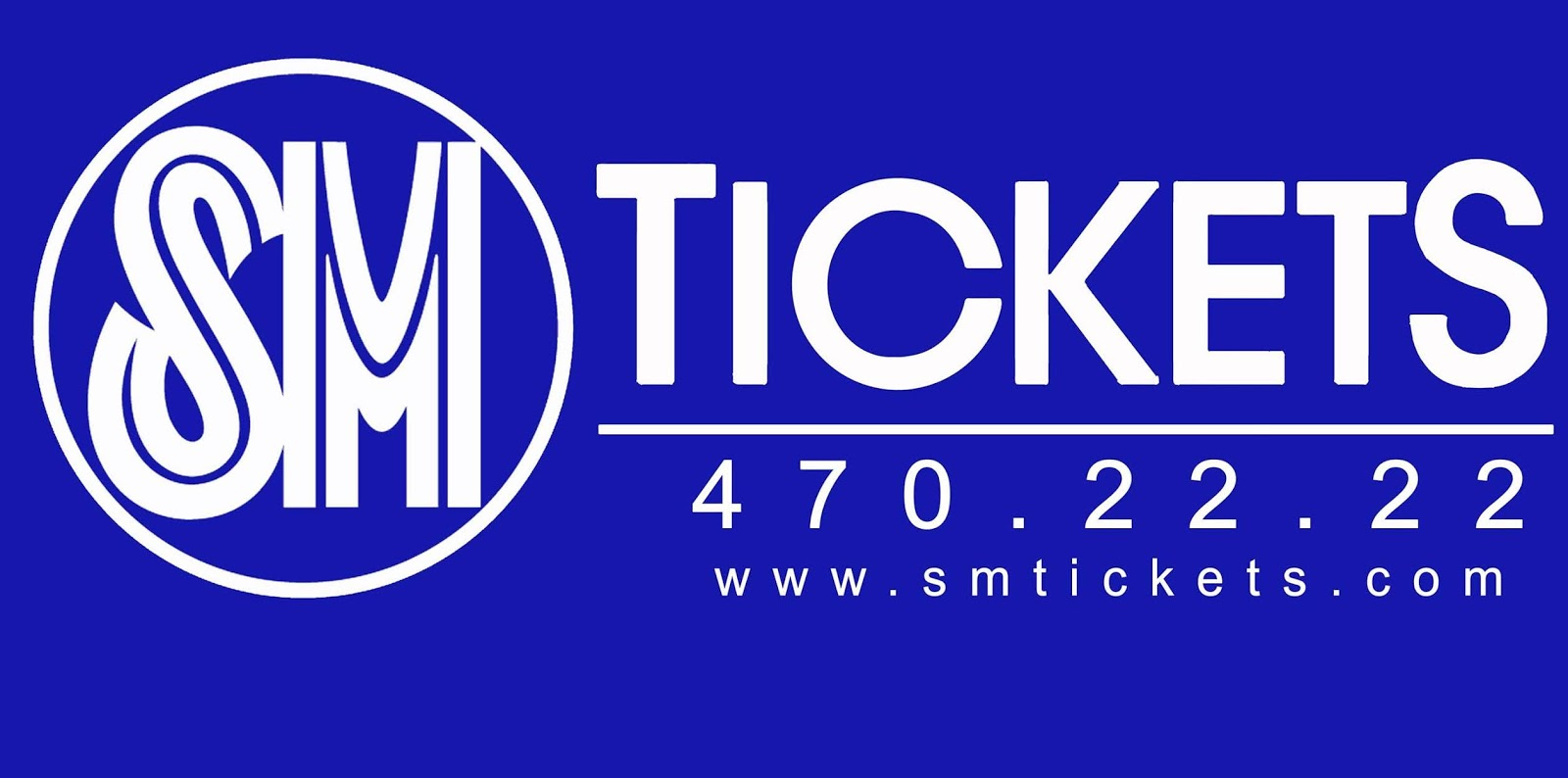 SM Tickets Outlets and Branches