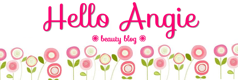 ღ* Hello Angie - Beauty Blog *ღ
