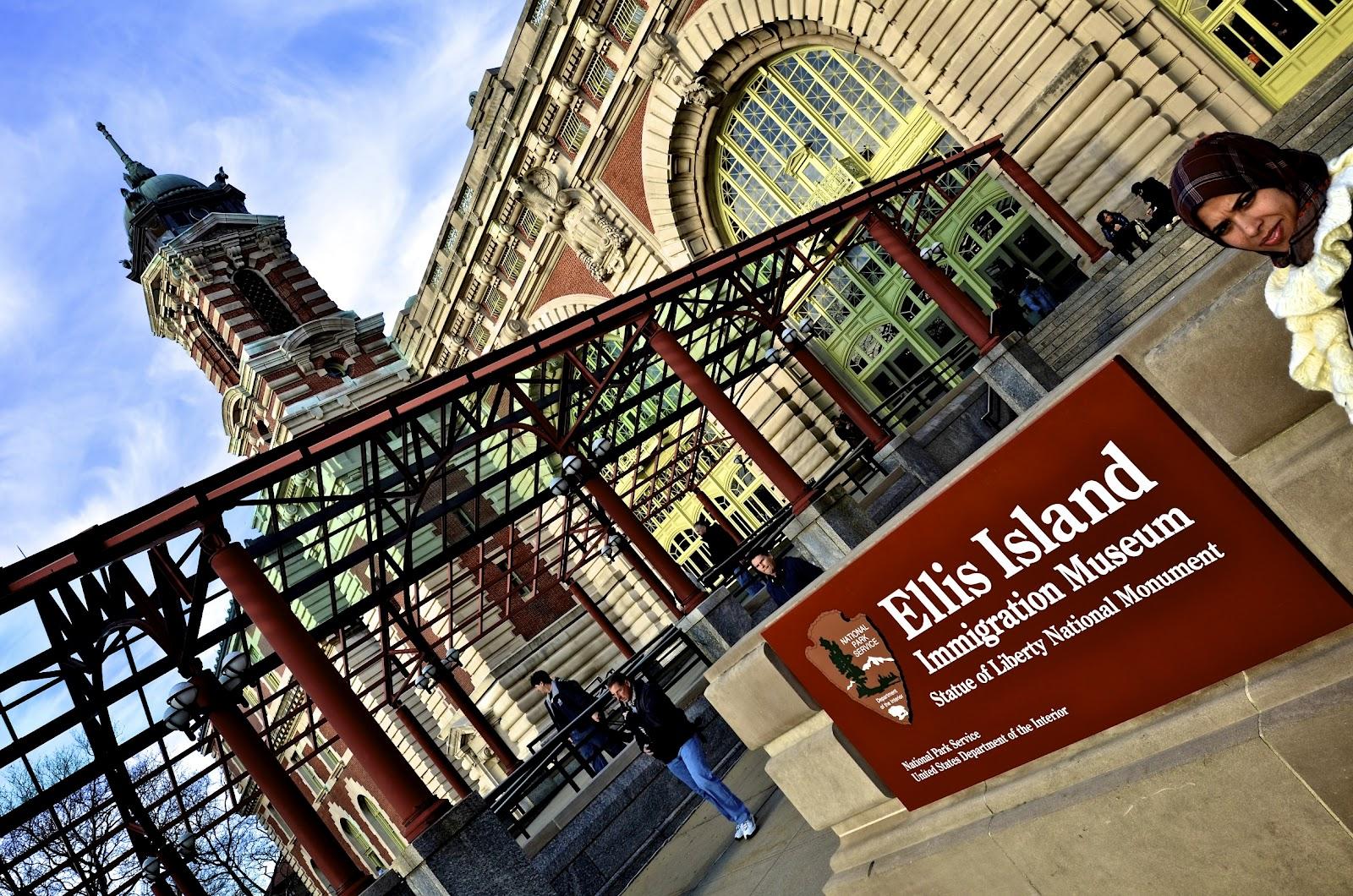 Life Around Us New York The Ellis Island Immigration Museum