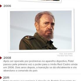 ►Funeral de Fidel Castro vai durar nove dias; veja como será a cerimônia