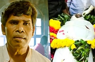 Actor Anandaraj's Brother Passed Away