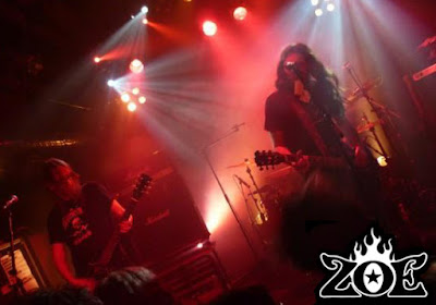 ZOE Interview - Stoner/ Rock'n roll
