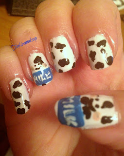 milk_and_cow_nail_art