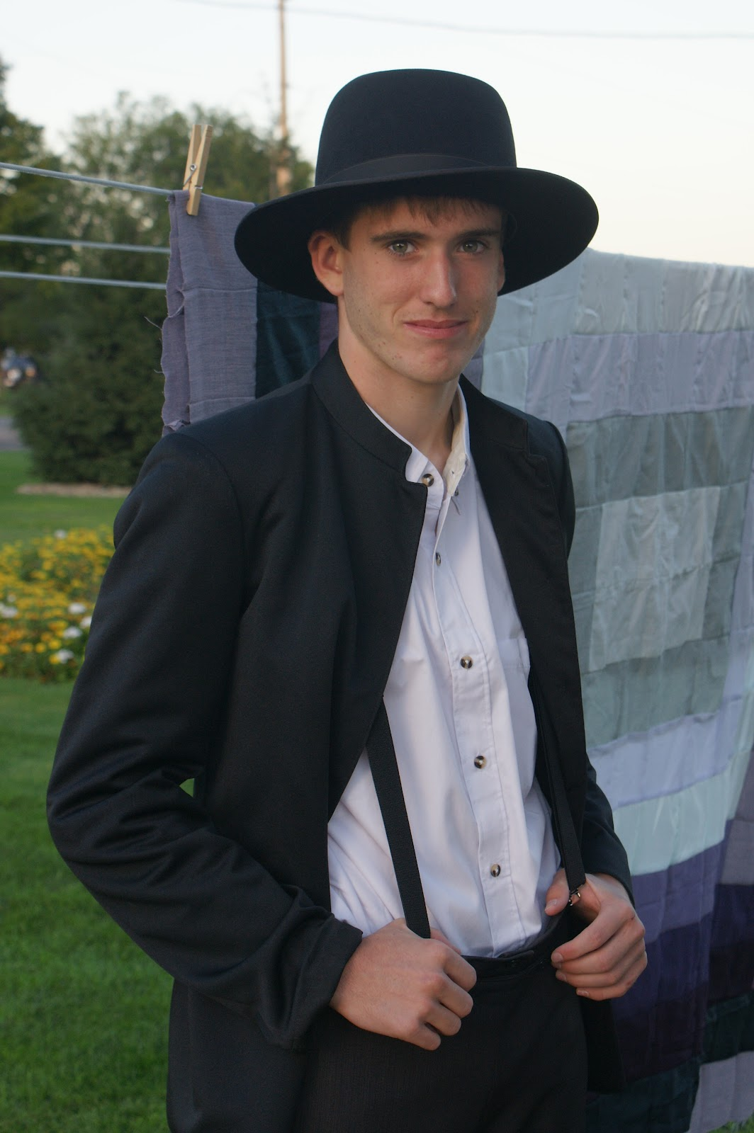 All Things Amish Costumes
