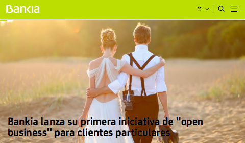 Open Business par Bankia