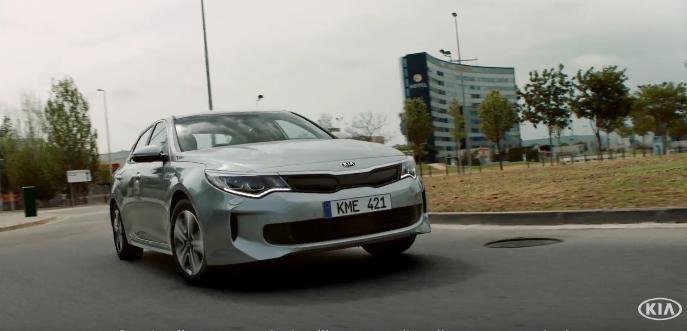 Canzone Nuova Kia Optima pubblicità Tecnologia Plug-in Hybrid - Musica spot Gennaio 2017