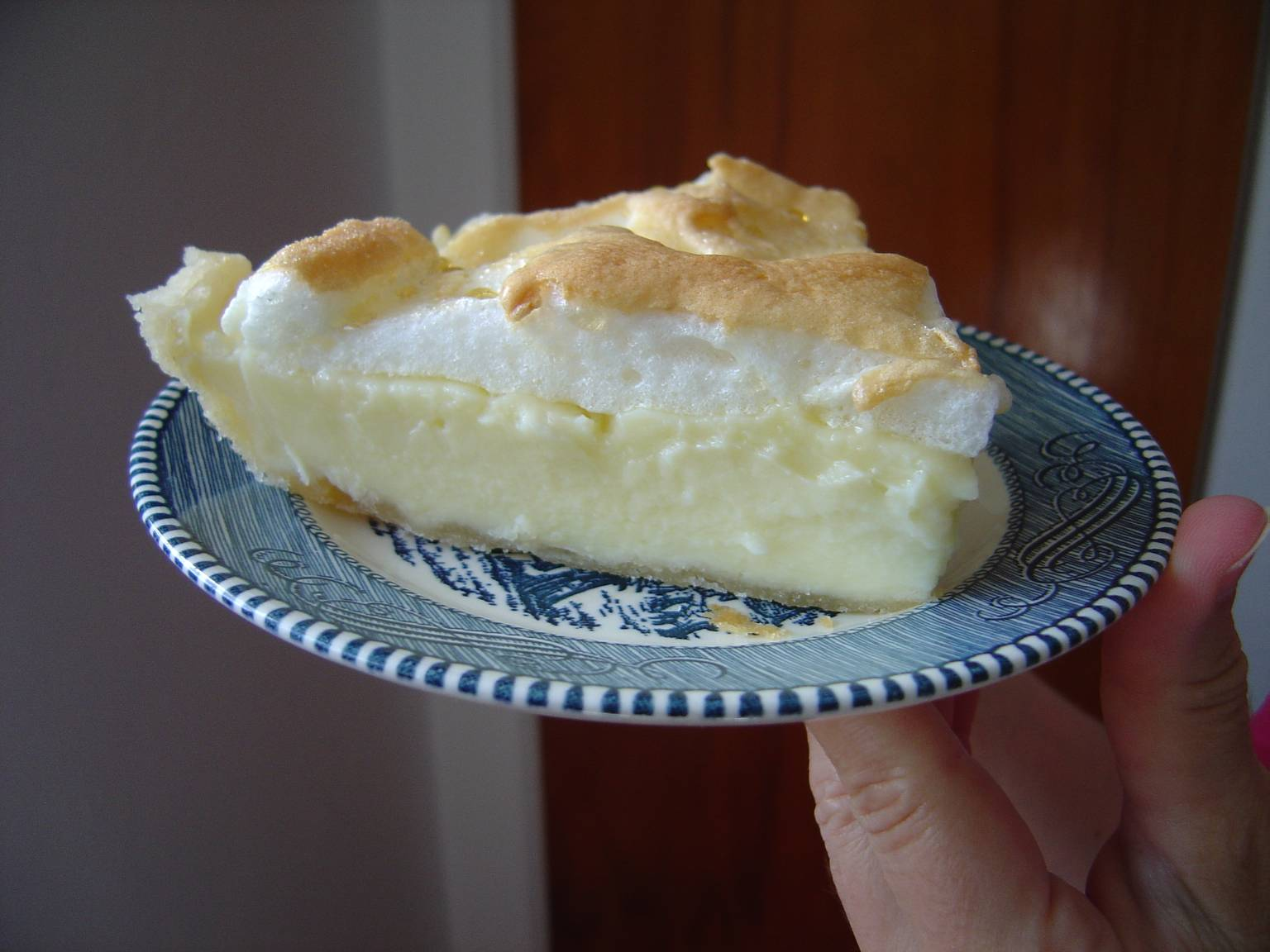 A Piece of My Coconut Cream Pie