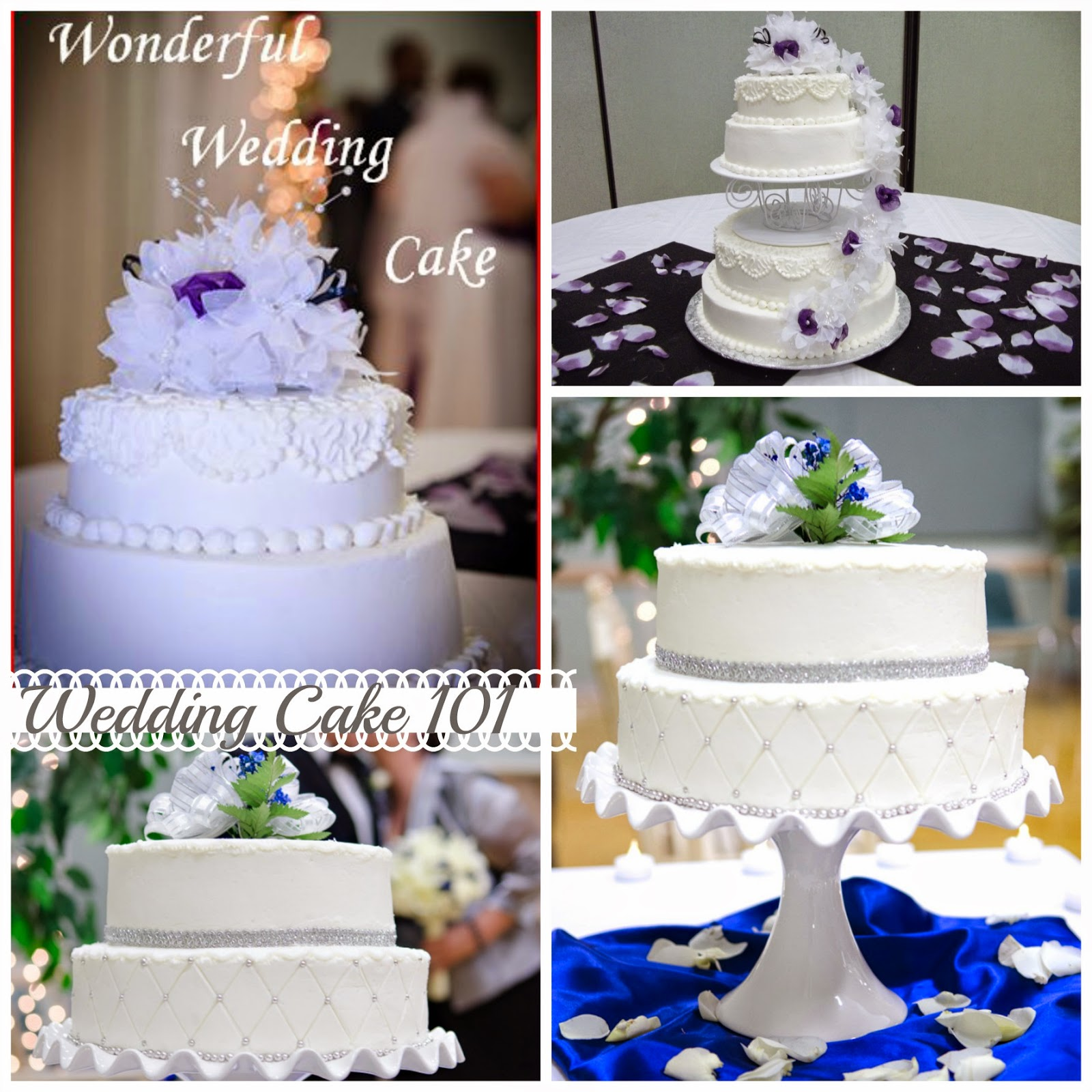 Wedding Cake 101 An Introduction To Wedding Cakes: Scrumptilicious 4 You: Wedding Cake 101: The Basics Day 2
