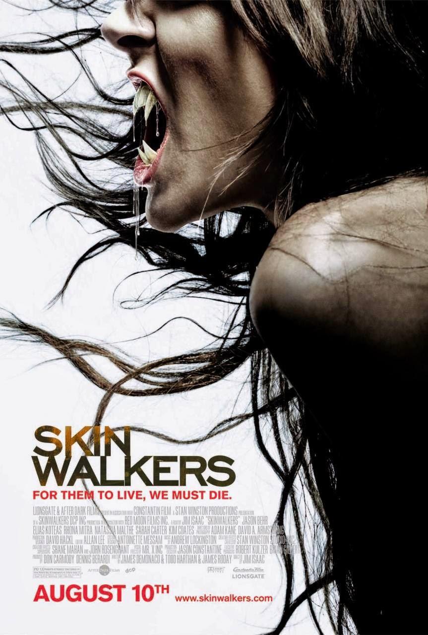 Skinwalkers คนครึ่งสัตว์ นัดยึดเมือง [HD][พากย์ไทย]