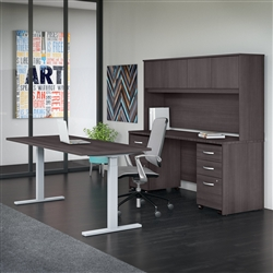 Gray Ergonomic Office Furniture