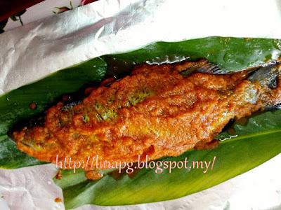Ikan bakar Buka Puasa