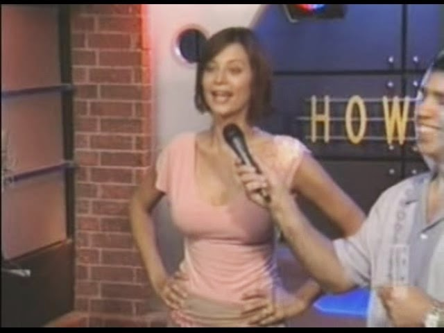 Howard sterns cathrin bell porno