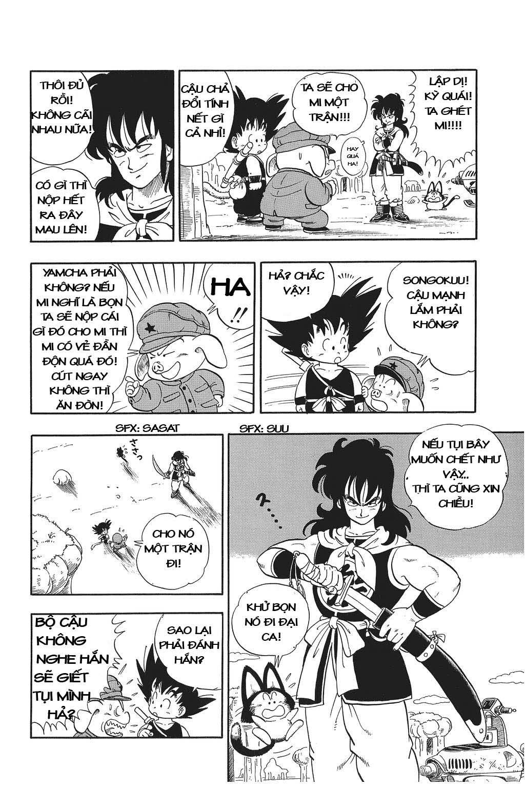 Dragon Ball chap 8 trang 4