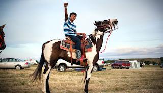 A sziú indiánok lenyomták az amerikai olajlobbit
