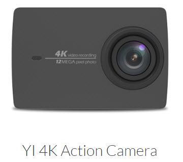 Cara Update Firmware Action Camera Xiaomi Yi 4K