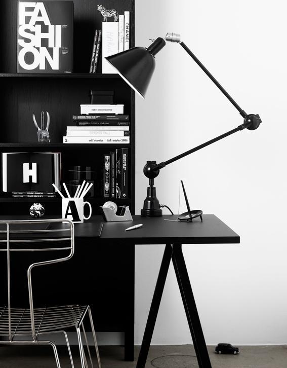como optimiar el espacio de trabajo con la mesa de ordenador correcta chic deco