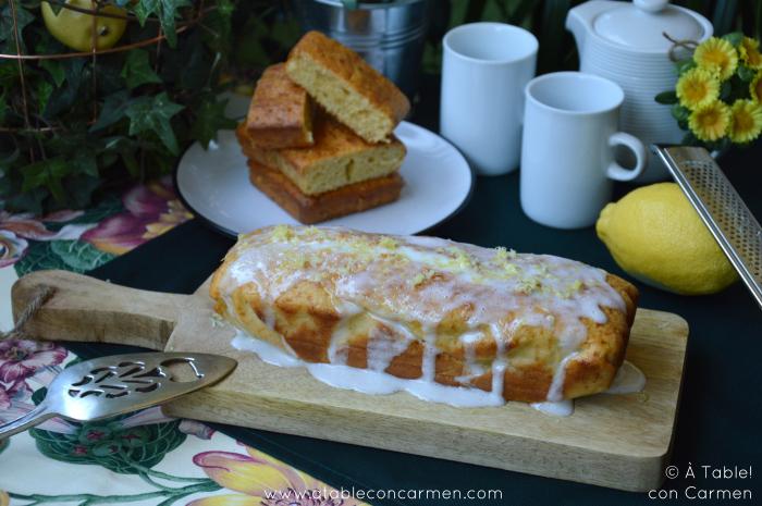 Cake de Limón Hofmann
