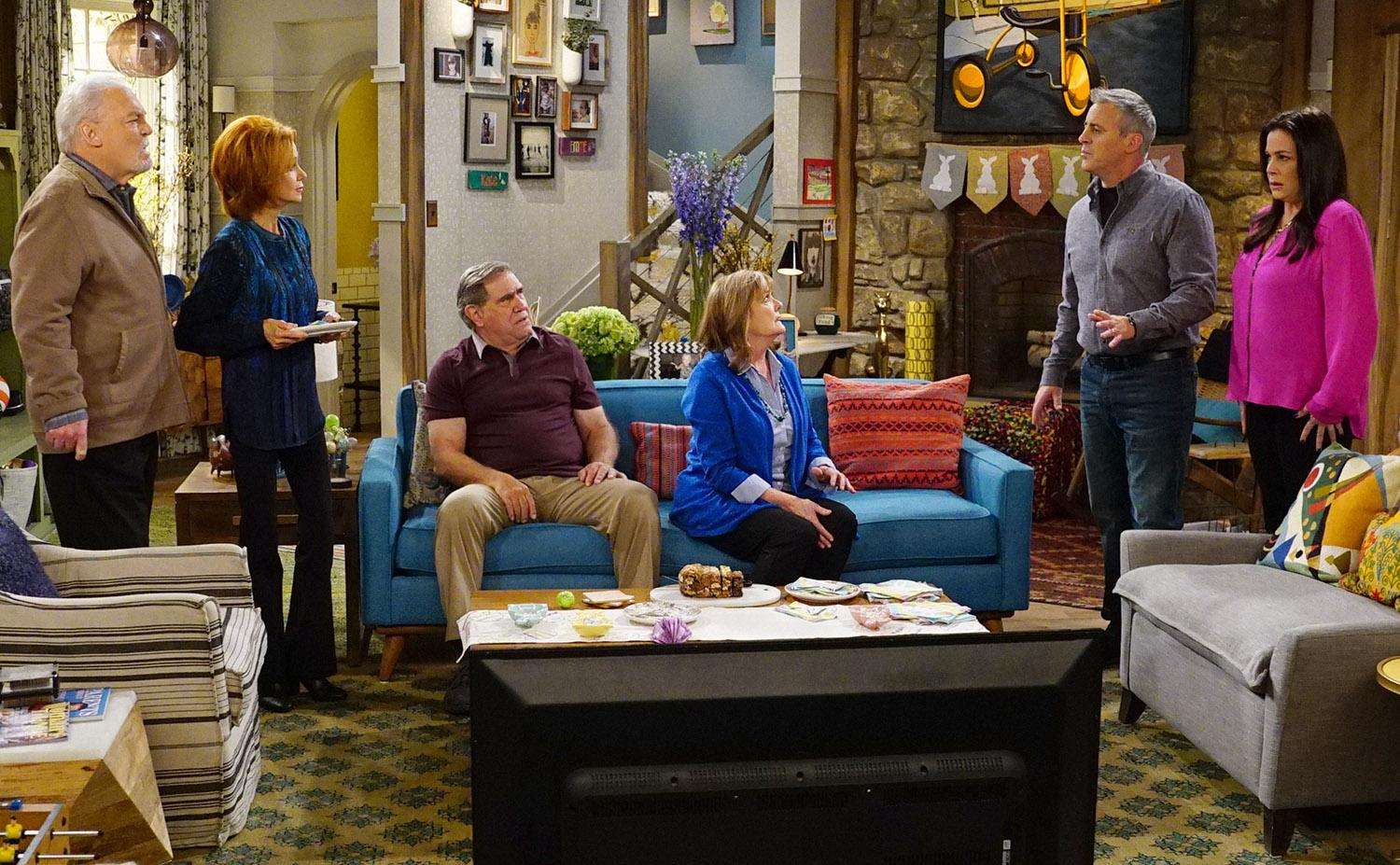 Man With A Plan - Episode 2.15 - Out with the In-Laws - Press Release