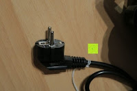 Kabel: Waffeleisen Belgisch für 4 belgische Waffeln,XXL Waffelautomat,brüssler Doppel,Thermostat, stufenlose Temperatureinstellung, Backampel, Cool-Touch Griff