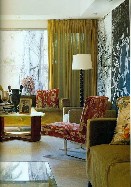 Colorful Living Room Decorating Ideas: Fiorito Interior Design: Let's Talk About Color: Four