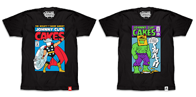 Marvel's Thor Ragnarok T-Shirt Collection by Johnny Cupcakes