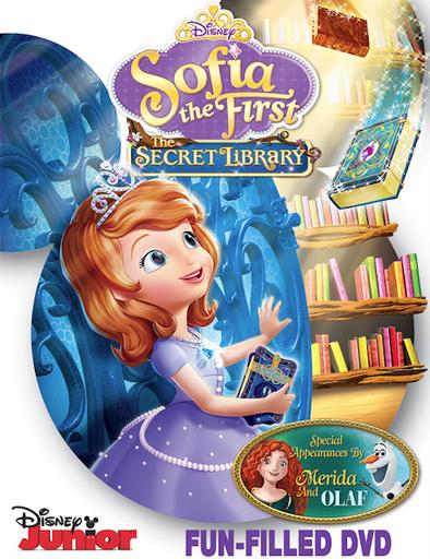 Ver La Princesa Sofía: La librería secreta (2016) Online