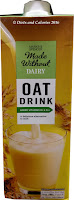 marks and spencer oat milk drink
