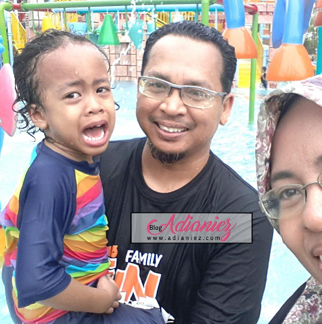 Family Fun Day di Gold Coast Melaka International Resort