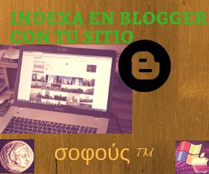 Indexación en Blogger para mejorar la información SEO