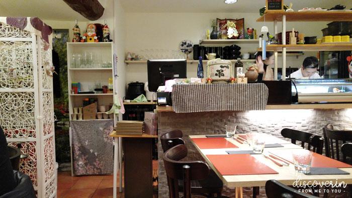 "Salle restaurant "" Izumi """