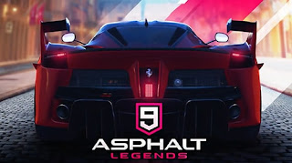 Download Asphalt 9 Legends App