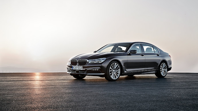 Wallpaper: BMW 7 Series