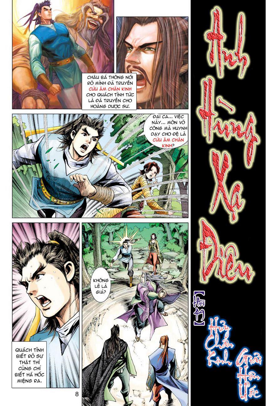 Anh Hùng Xạ Điêu anh hùng xạ đêu chap 49 trang 8