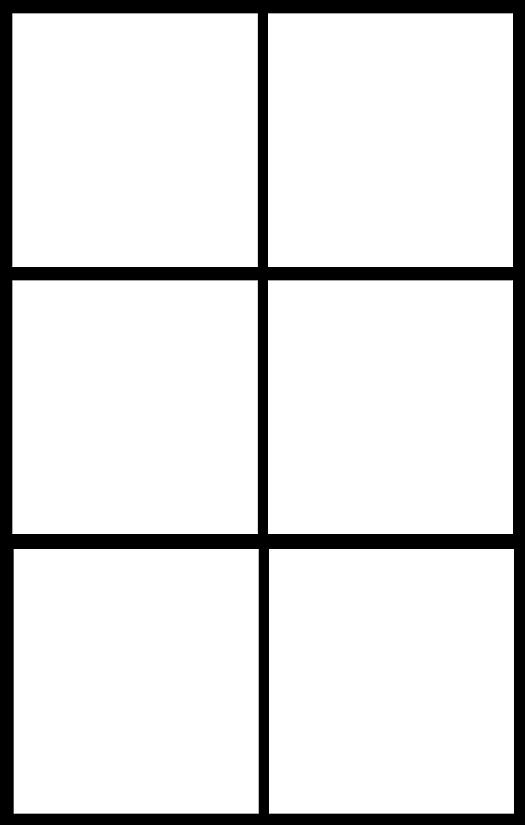 four panel comic strip template - hubbel october 2012