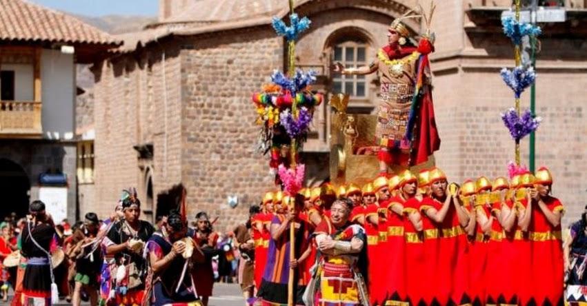 Inti Raymi (Fiesta del Sol) 24 Junio (Calendario Cívico Escolar)