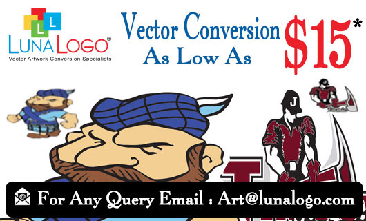 Vector Conversion : As Low As $15