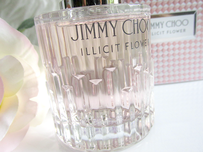 Review & Design: JIMMY CHOO - ILLICIT FLOWER - 100ml - 95.00 Euro