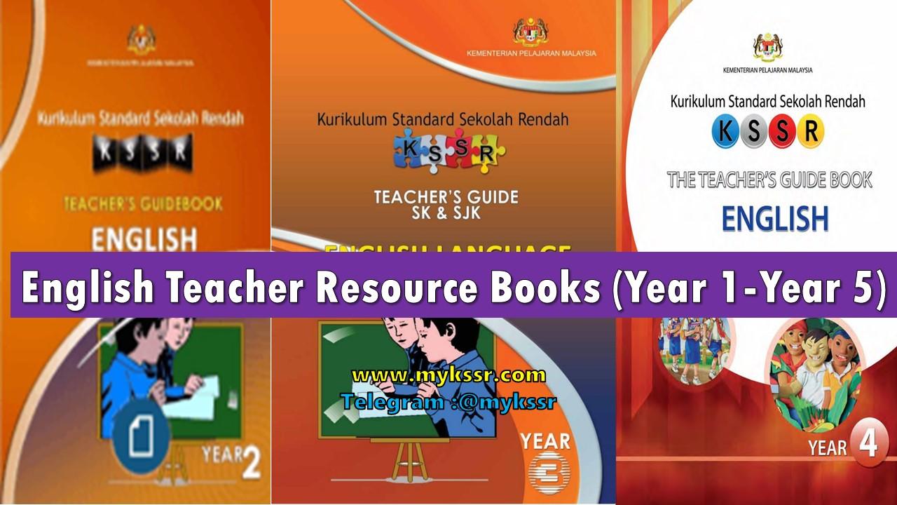 Download PDF] KSSR English Teacher Resource Books (Year 1
