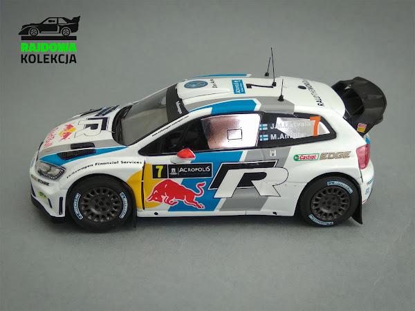 IXO RAM551 Volkswagen Polo R WRC, Zwycięzca Rajdu Akropolu 2013