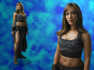 Think, that Stargate atlantis rachel luttrell nude