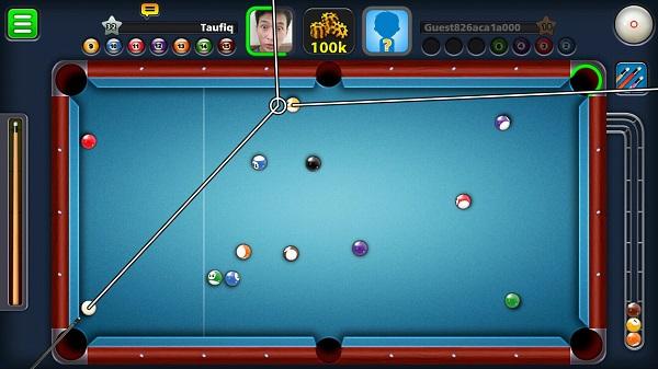 Download 8 Ball Pool Mod Apk Latest Version