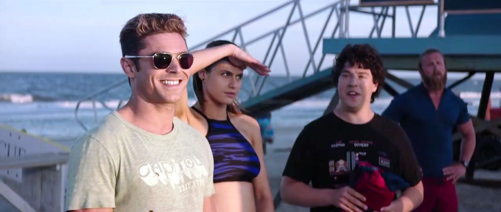 Baywatch 2017 Full Movie In Hindi Dubbed 720p HDrip 1Gb Download