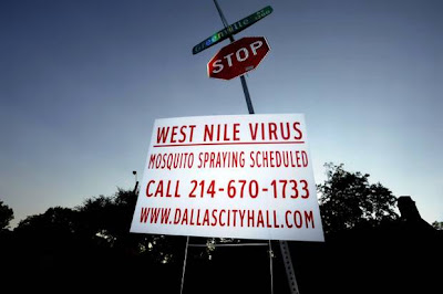 CDC Claims Over 1,100 West Nile Virus Cases In US
