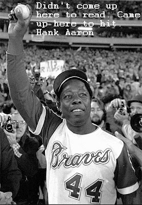 Hank Aaron Quotes