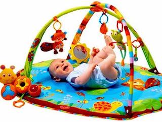Memilih Mainan Bayi yang Aman
