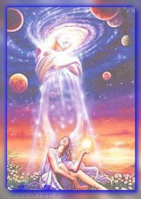 duchowy uzdrowiciel jasnowidz medium przewodnik dusz egzorcysta